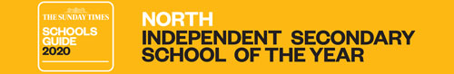 Sunday Times North Independent School of the Year