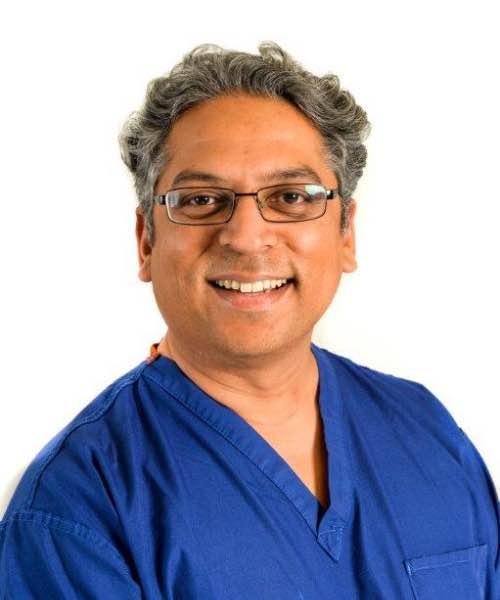 Dr Almas Khan