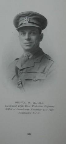 Brown W R