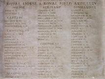 Frazer D V Memorial