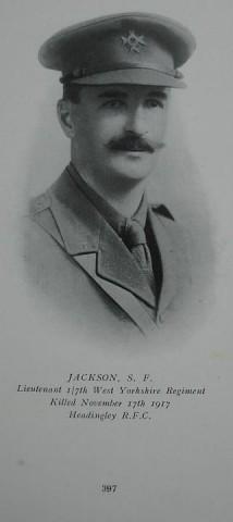 Jackson S F