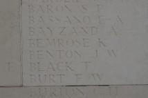 J W Benton