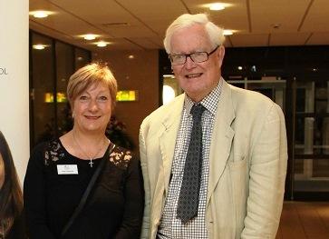 WEB Judy Passmore and Lord Hurd