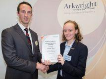 England, UK .  27.10.2016. London . Arkwright Scholarships Awards, Thursday PM.  Copyright © 2016 Andrew Wiard, www.andrew-wiard.com, www.reportphotos.com