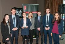 WEB Grammar School at Leeds BASE winners Feb 2017