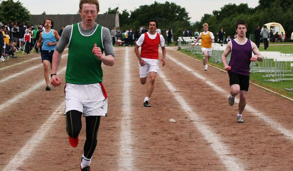 2008 sports day
