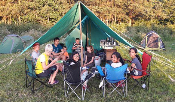 scout camp 2017